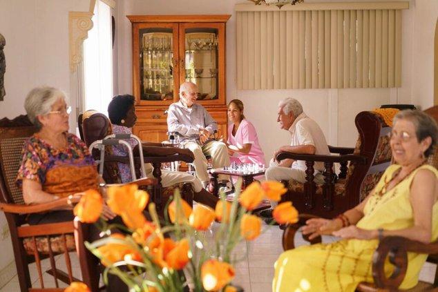 Nursing Home stock