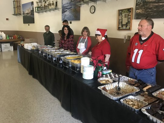How to get involved with the Dawson Feed the Hungry 2020 event
