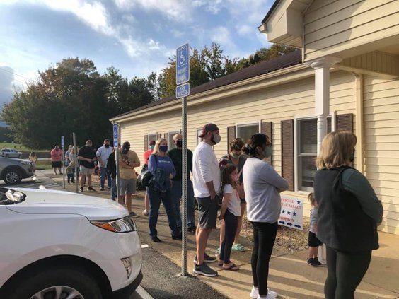 Saturday early voting 2020