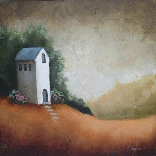 smallest art show second place