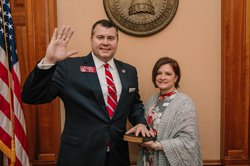 Will Wade Swearing-in 01-19-21