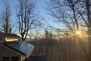 hike inn solar panels
