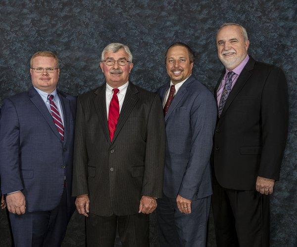 Dawson County Commissioners 2021