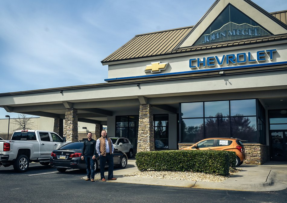 Best Of Dawson John Megel Chevrolet Honored For Years Of Service Customer Loyalty Dawson County News