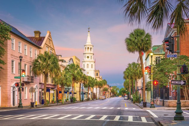 World's Best Adventures Charleston Trip
