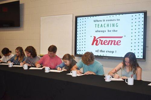 Future educators signing 2 05-04-21