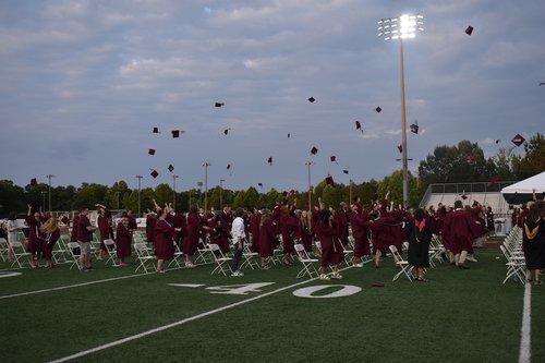 graduation 2021 hats