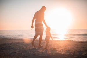 Fatherhood stock