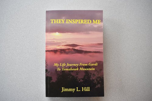 Jimmy Hill book