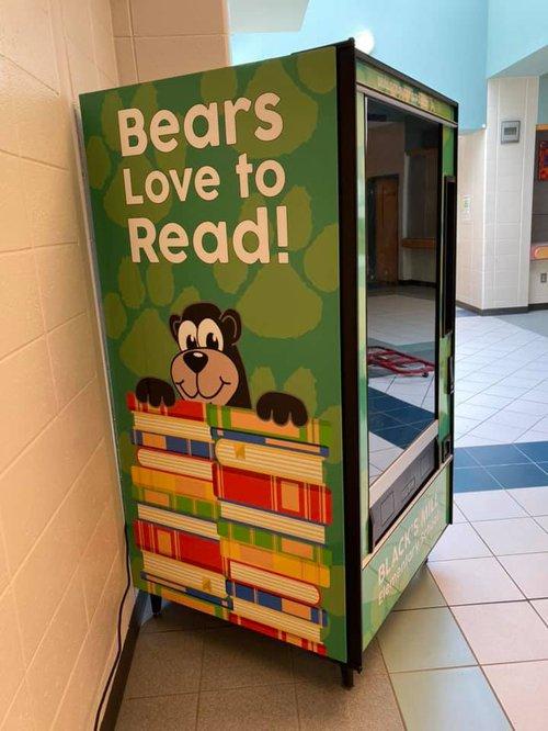 Book Vending Machine 2