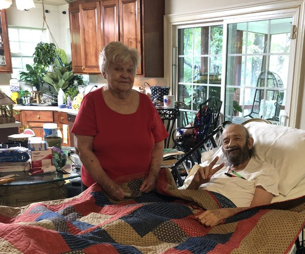 QUILT OF VALOR 07-09-21