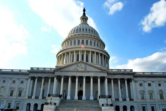 US Capitol Public Domain