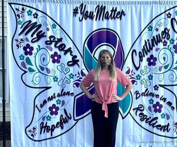Suicide Prevention Wings