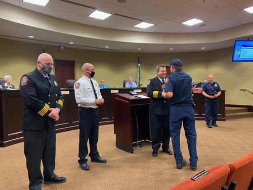 Fire Station 2 lifesaving award (2)