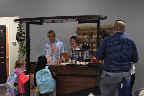 LCA breakfast stand 3