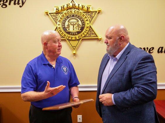 Sheriff-award